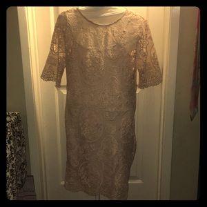 Zara basic Knit dress